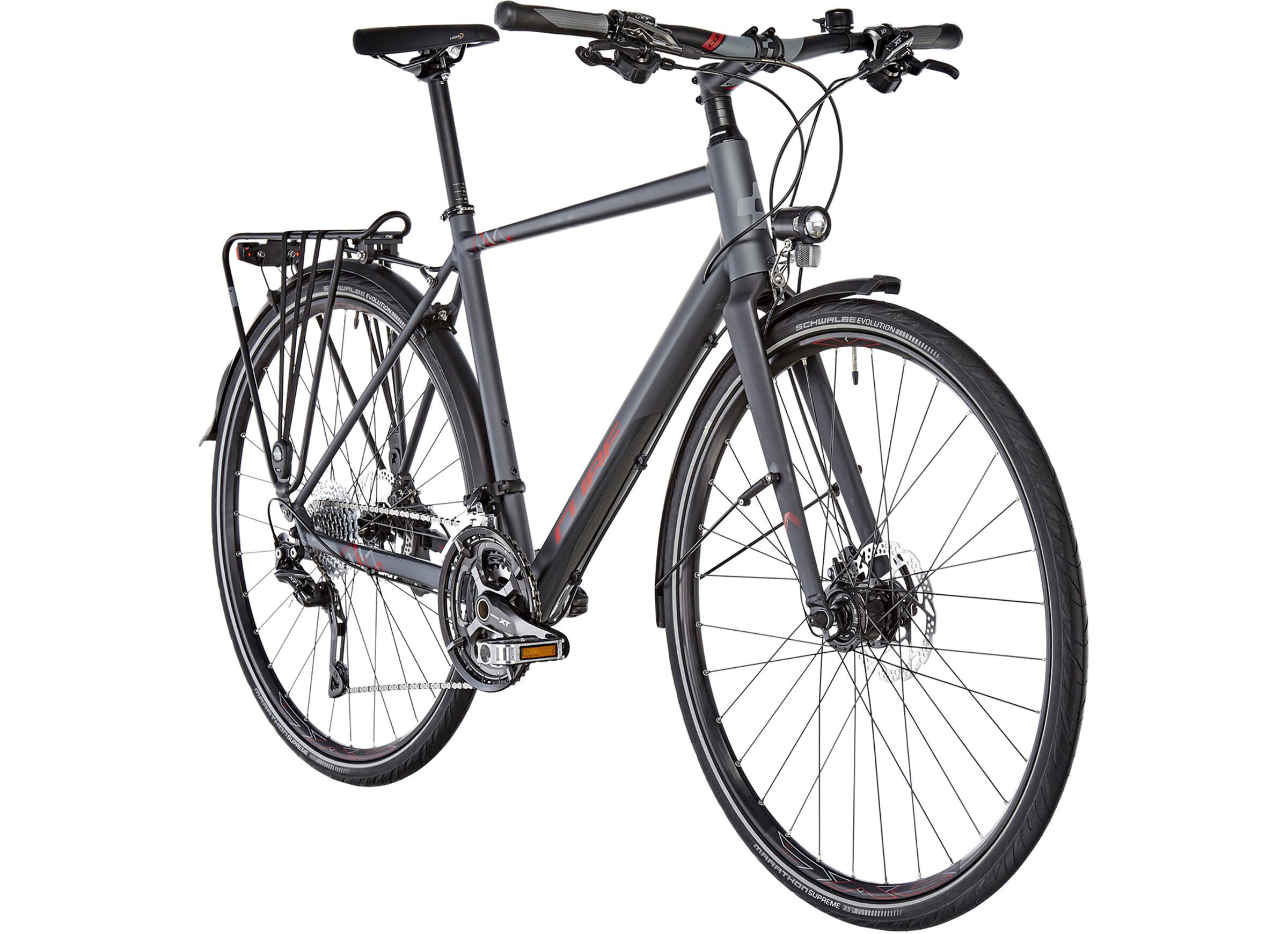 Cube Travel Sport Iridium\'n\'Red online kaufen | fahrrad.de
